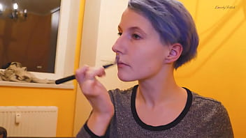 Names of facial hair - Clip 92a amelia punk makes her make-up - full version sale: 5