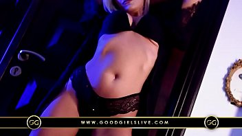 Seductive Bedroom Striptease | Good Girls Live