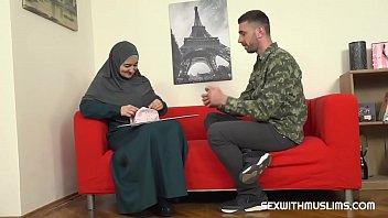 Hot Muslim Wife Gets Fucked Hard
