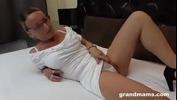 Hot beautiful and sexy mature