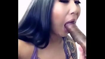 Filipina blowjob