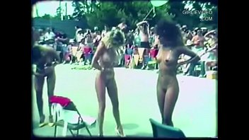 Ms Nude Fox Universe Contest 1986