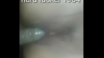 My sax video with my wife (hard fucker 1984)