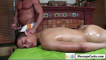 Massagecocks sticky massage surprise