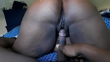 Fat booty bounce on my  dick