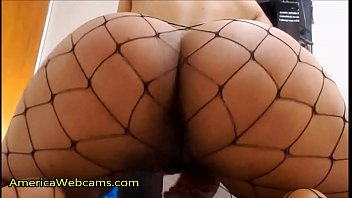 Big Ass Brunette Enjoys Big Dick