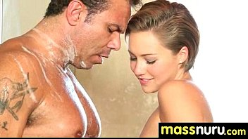 slippery massage with happy end 4