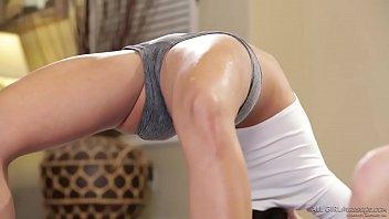 Yoga sex porn - Squirting lesbians - adriana chechik, megan rain