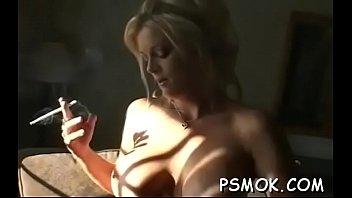 Charming Girl Relaxing