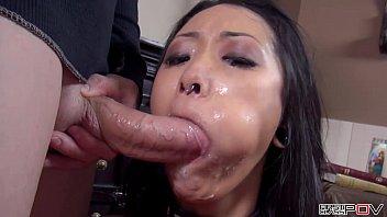 Does dillian deep throat 19 inch - Saya song sloppy pov