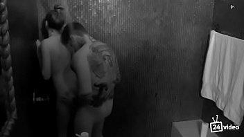 Adam fucks Melanie in Bathroom | Eden Hotel | Melanie Csiszer