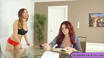 Dani Jensen and Skyla Novea fondling each pussies and asses