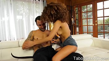 French stepdad fuck his teen daughter