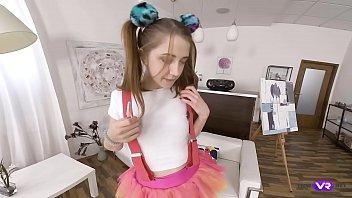 TmwVRnet.com - Alita Angel - Sweet caramel pussy