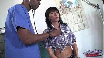 Janie big black titties
