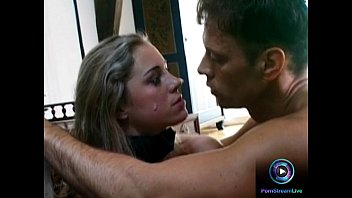 Gagging porn movie Pretty girl lyn store all tied up while getting gagged with huge shaft
