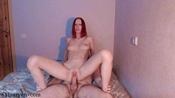 Teen Big Boobs Cowgirl on Big Dick and Cum on Pussy - Shinaryen صورة