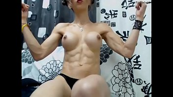 Girls with sexy abs Fit girl with sexy abs