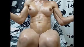 Fit Girl with Sexy Abs Vorschaubild