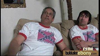 Bukkake de estréia de pornstar preto 12 sexo amador