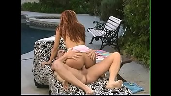 Aliyah yi porn Mature dude goes young asian nympho aliyah likit with red hair along hershey highway at the poolside