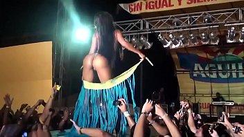 Lorena Orozco, HD Close Up Show Chicas Car Audio