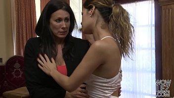 Vanessa Veracruz loves mature woman feat. Reagan Foxx