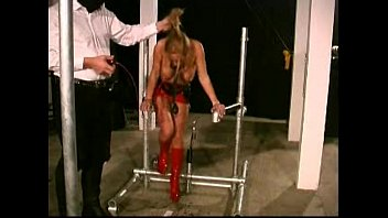 Escravo Livia restrições extremas treinamento de escravidão PARTE-2