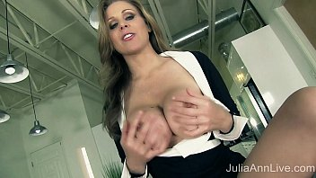 Milf Julia Ann Tells You To Pull Out Your Cock! pornhub video
