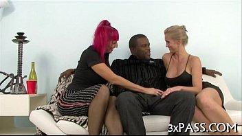 Superlatively good interracial porn