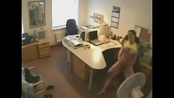 Cheating Wife From 6969cams.com Fucking Lover at the office on Hidden Cam