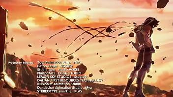 saint seiya knights of the zodiac - encerramento 01 - BR