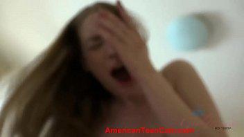 Giving Ela Another Creampie In Vegas Before You Go AmericanTeenCam.com