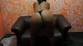 Big Ass Black Girl Dance Webcam