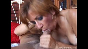 Cum ass mouth wife - Gorgeous ginger cougar enjoys a hard fuck