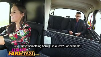 Female external sexual anatomy - Female fake taxi stud gets balls deep in sexy drivers wet tight pussy