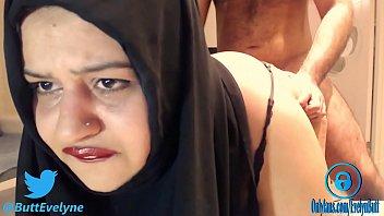 BIG ASS HIJAB WOMAN ANAL PUNISHED ! صورة