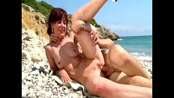 Amateur anal beach amateur - Joyce anal fucked on a beach in spain