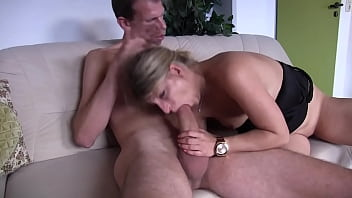 DUTCH MEGA COCK FUCKS GERMAN BLONDE