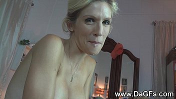 Amateur swallowing Wife swallows or not