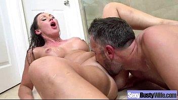 Busty Milf (yasmin scott) Get Hardcore Sex On Camera vid-30