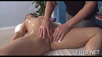 Massage room seduction