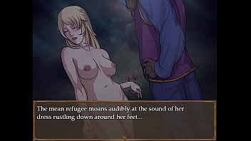 Claire's Quest Rehauled: Chapter 1 - Claire's Humiliation In The Refugee Camp