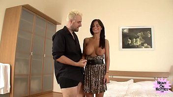 Big Titted Beauty Loves To Suck Cock!
