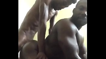 Gay black phonesex - Horny gay bottom takes big skinny black dick doggystyle. smoking fucking