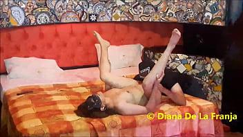Diana Hotwife Poblana Caliente con amante Javier Onix de CDMX