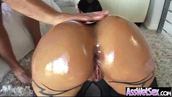 Anal bijoux - Oiled big butt girl jewels jade love deep anal hard sex video-14