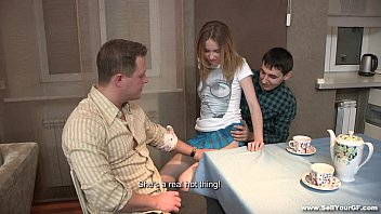 Sex tube8 dessert Isabel Stern youporn on a redtube kitchen table teen-porn