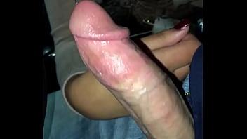 Young beautiful girl sucks hard cock