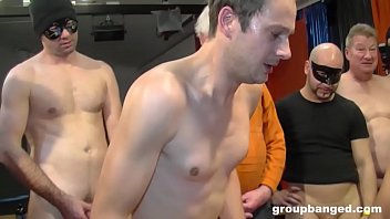 Multiple gangbang Stop squirting time